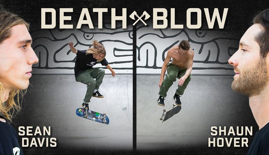 BATB 12 Death Blow: Sean Davis Vs. Shaun Hover