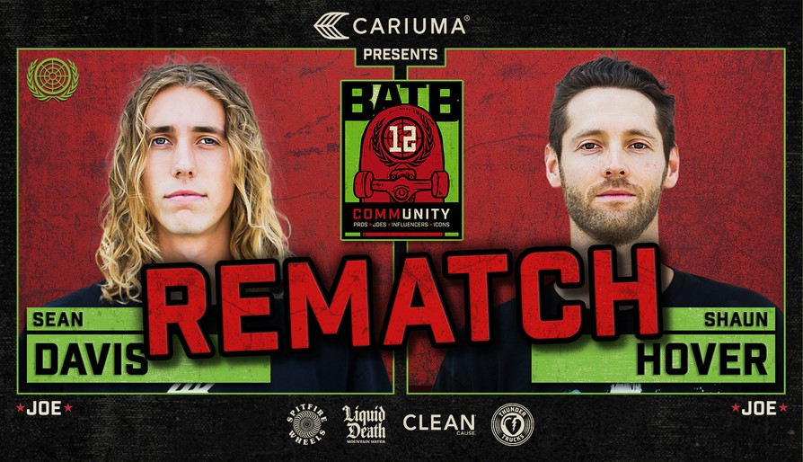 BATB 12 Rematch: Sean Davis Vs. Shaun Hover