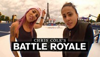 Chris Cole's Battle Royale In Paris: Leticia Bufoni Vs. Monica Torres