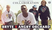 BRYTE x Angry Orchard And How Skategoat Brought The Two Worlds Together