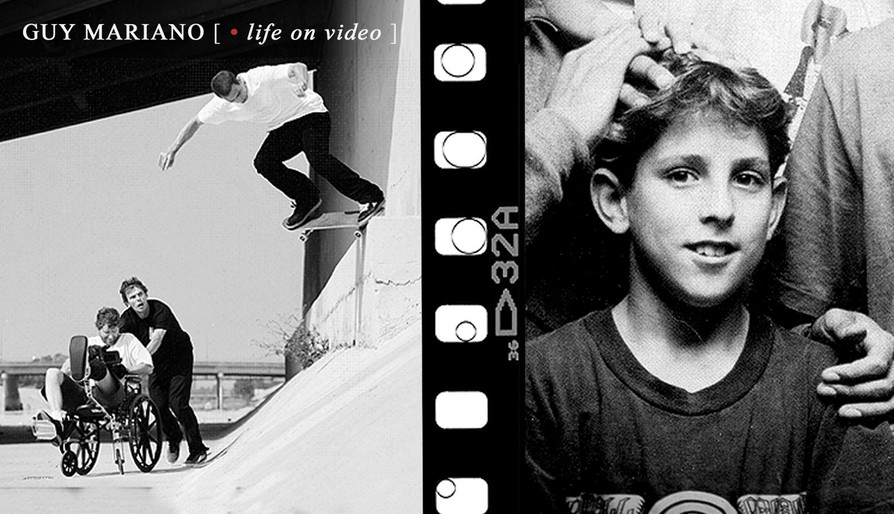 Greatest Of All Time: Guy Mariano's 'Life On Video'