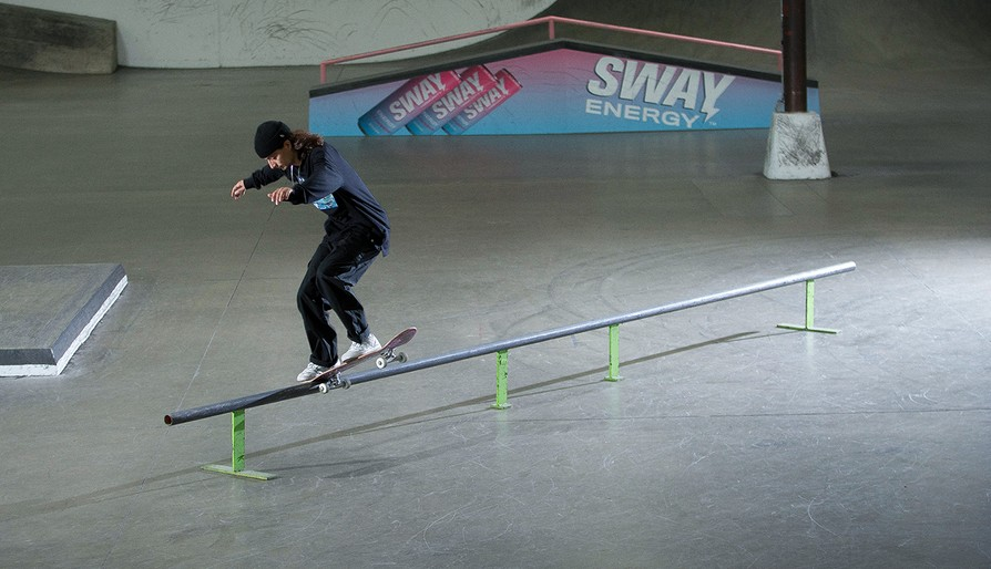 Mikey Whitehouse's #DreamTrick