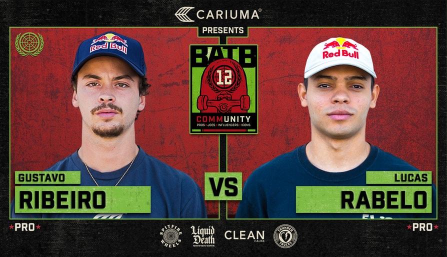 BATB 12: Gustavo Ribeiro Vs. Lucas Rabelo