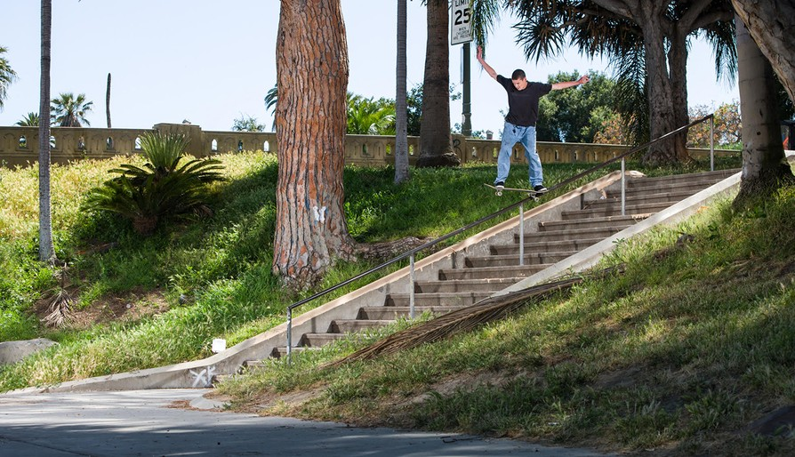 Brennan Scott's 'Skate Juice 3' Part