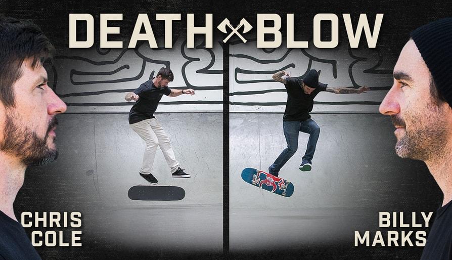 BATB 12 Death Blow: Chris Cole Vs. Billy Marks
