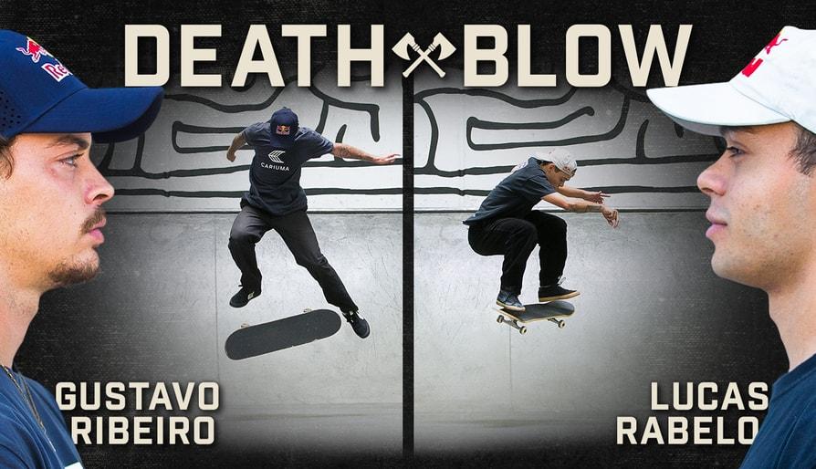 BATB 12 Death Blow: Gustavo Ribeiro Vs. Lucas Rabelo