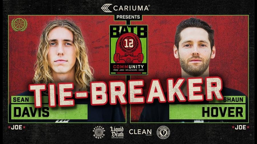 BATB 12 Unsanctioned Battle: Sean Davis Vs. Shaun Hover