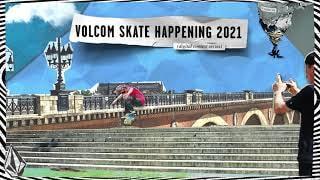 Volcom's 'Skate Happening Series' Takes Over Europe