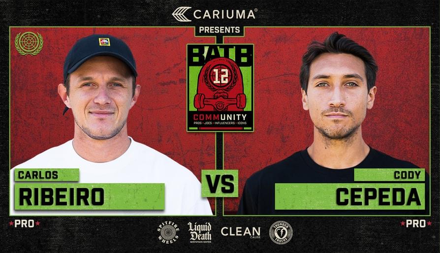 BATB 12: Carlos Ribeiro Vs. Cody Cepeda