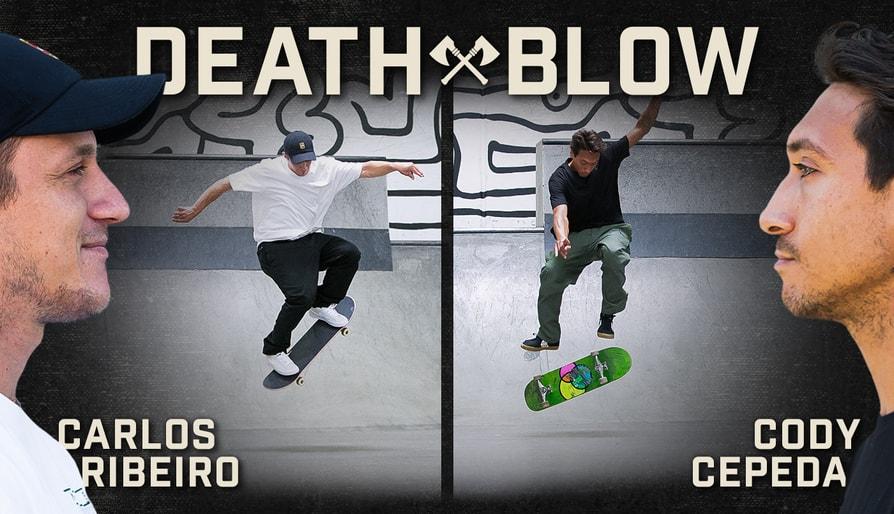 BATB 12 Death Blow: Carlos Ribeiro Vs. Cody Cepeda