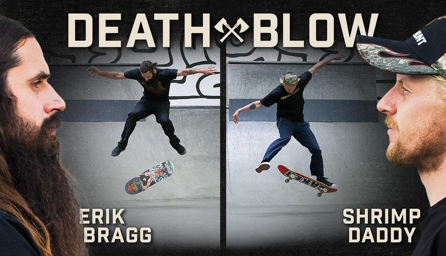 BATB 12 Death Blow: Shrimpdaddy Vs. Erik Bragg