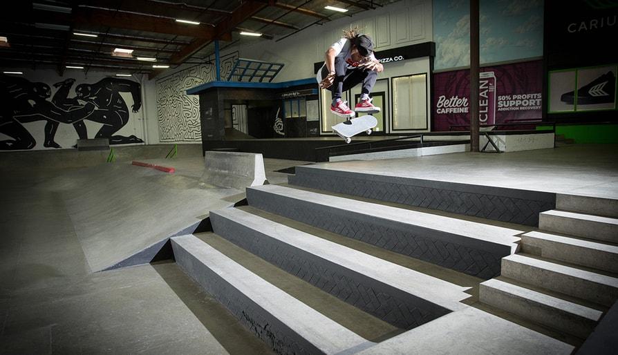 Brandon Turner's 'Wheelhouse': The Switch Hardflip