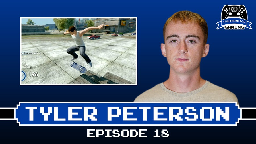 The Berrics Gaming Episode 18 With Tyler Peterson