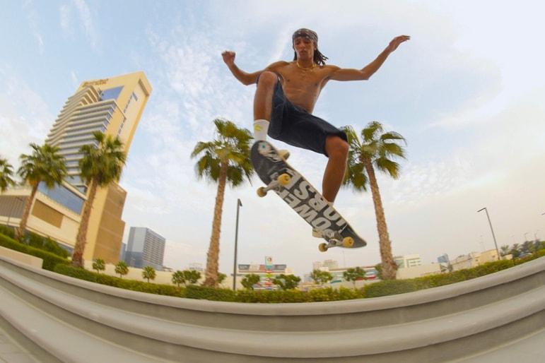 'Hypebeast' Profiles Dubai's Skate Scene
