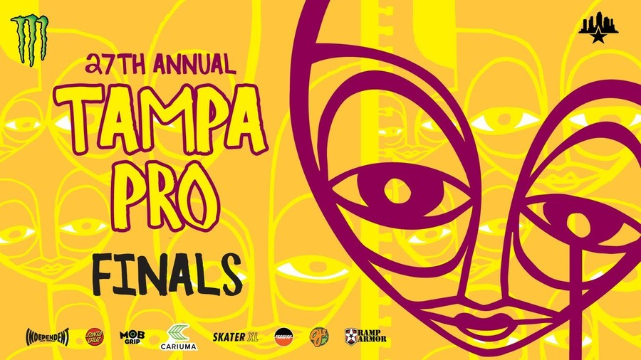 Watch The 2021 Tampa Pro Finals Live!