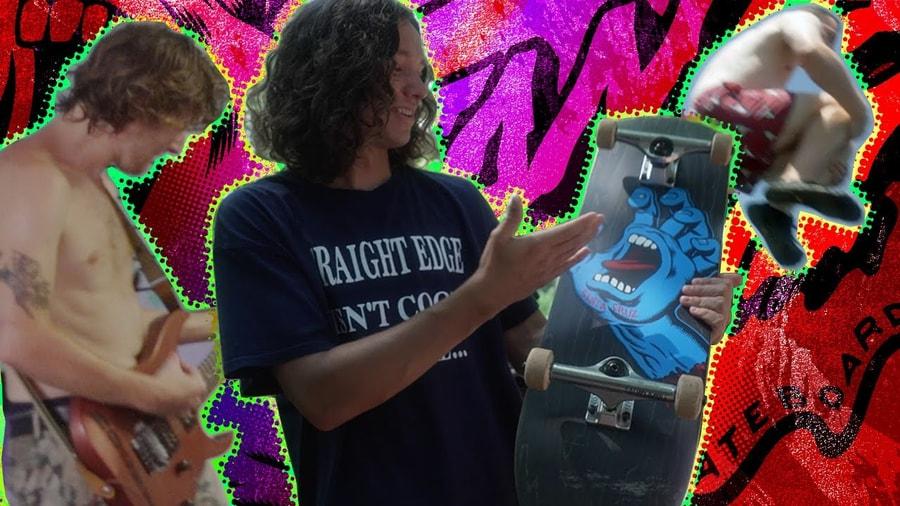 Skateboarding And Punk Rock: Santa Cruz Profiles 'One Step Closer'