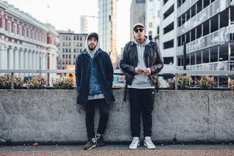 Streetsnaps: Eric Veloso & Mike C