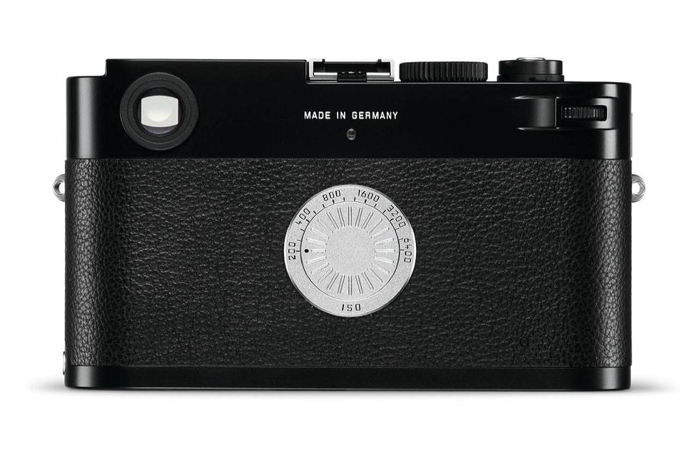 返璞歸真之作!Leica 發佈無 LCD 屏幕 M-D 數碼相機