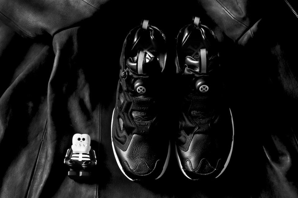 Packer Shoes x atmos x BOUNTY HUNTER x Reebok 聯名 Instapump Fury 鞋款