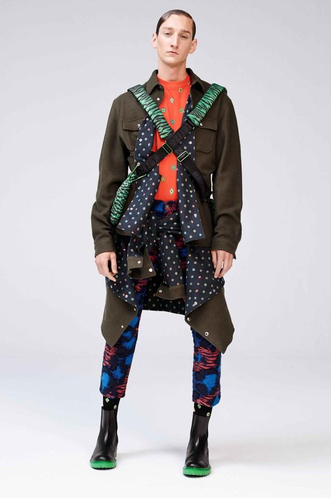 Kenzo x H&M 2016 Fall/Winter Lookbook