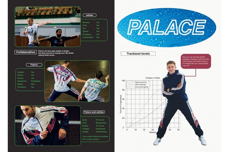 Palace x adidas Originals 2016 Fall/Winter Lookbook