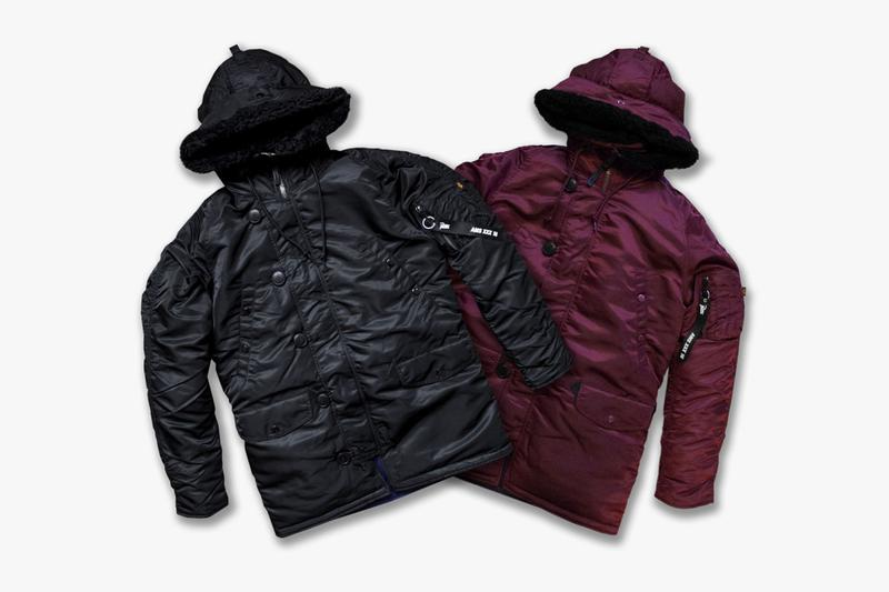 Patta x Alpha Industries N-3B Parka