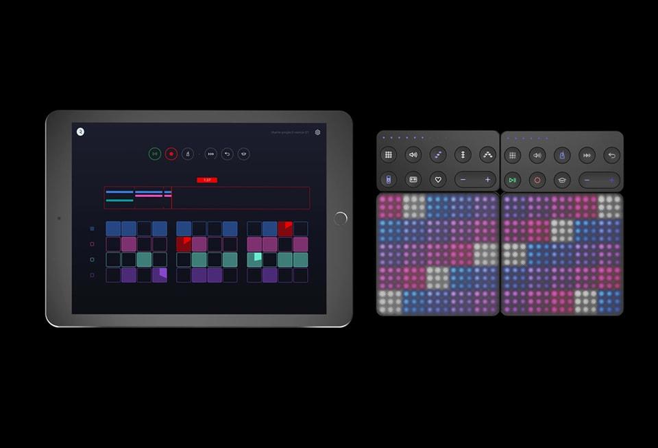 操作簡單的便攜式樂器「Roli Blocks」