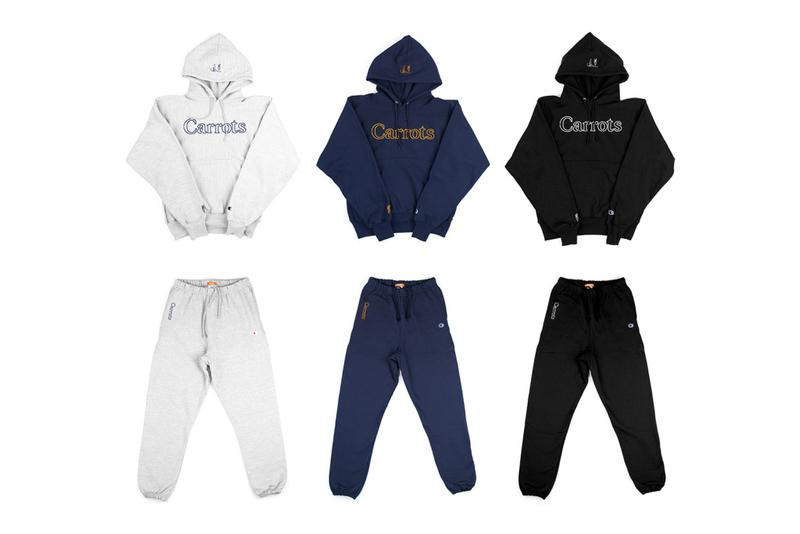 Carrots Champion Sweatsuit Collection