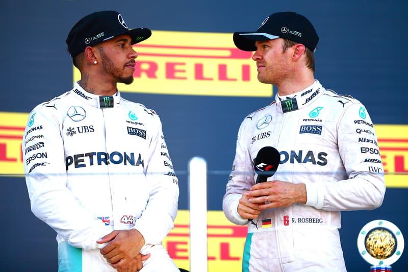 Nico Rosberg Retirement