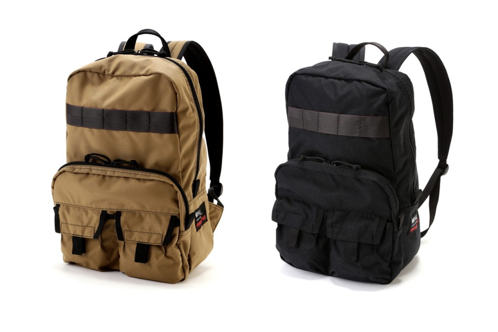 MHL Japan x Briefing 聯名 Military Backpack 背包