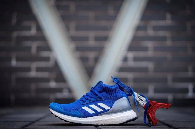 "adidas Consortium UltraBOOST Mid ""Run Thru Time"" Another Look"