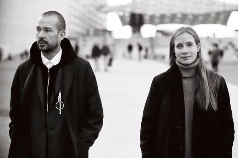 Jil Sander 宣佈 Luke 及 Lucie Meier 成為新一任創意總監