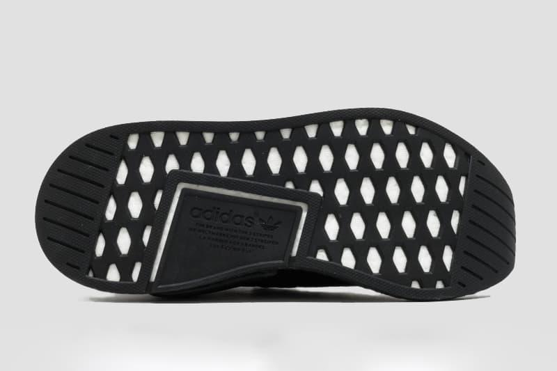 "adidas Originals NMD R2 ""Triple Black"" Official Images"
