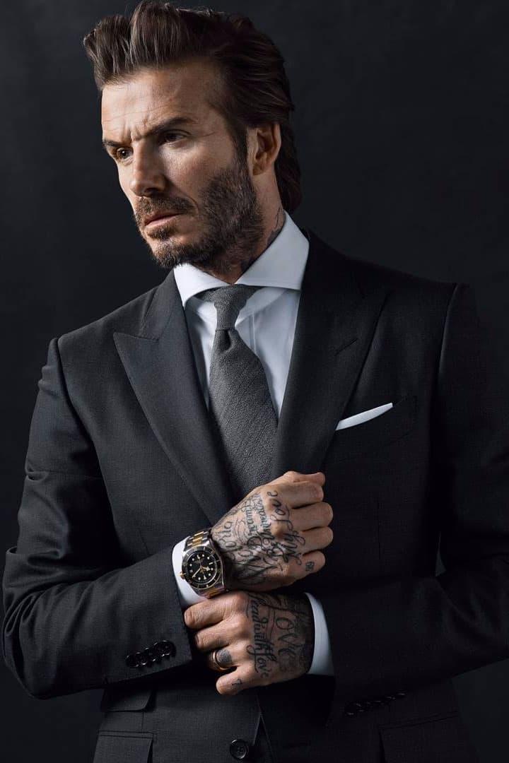 David Beckham 成為 TUDOR 最新一任代言人