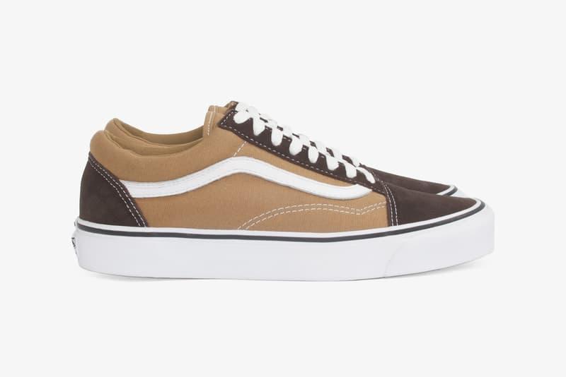 JJJJound 與 Vans 推出全新聯乘鞋款系列