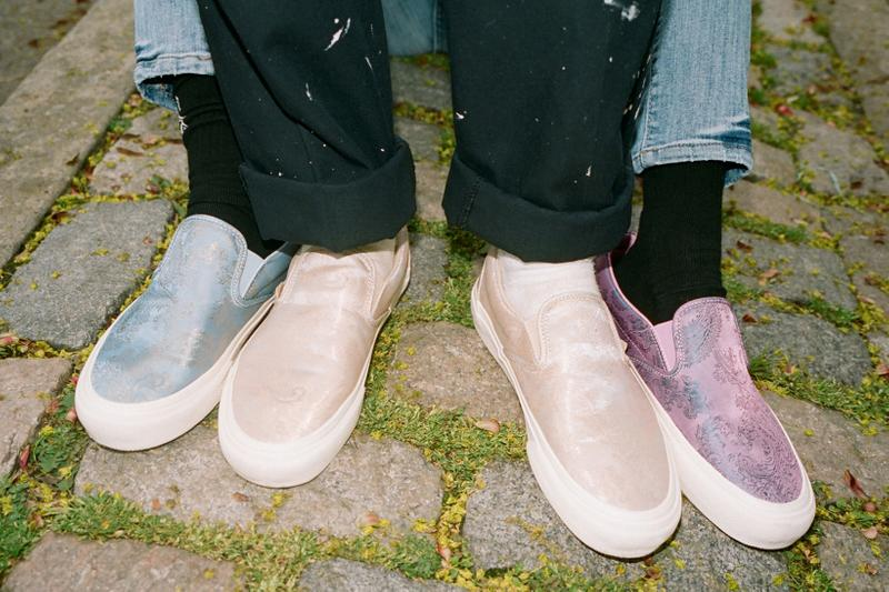 Vault by Vans x Opening Ceremony Slip-On「Rococo Pack」聯名系列