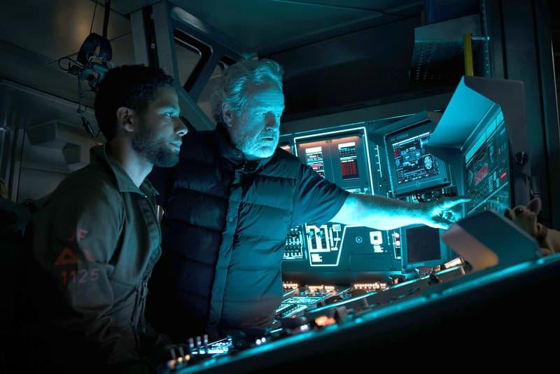 導演 Ridley Scott 發表對於《异形:契约》系列電影的看法