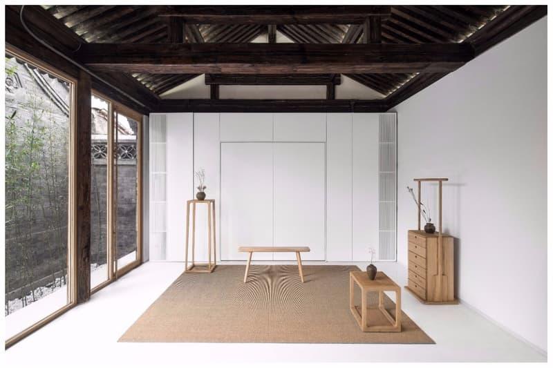 走進由 Arch Studio 重新設計的北京四合院
