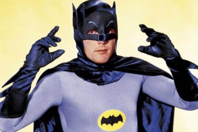 《蝙蝠俠》電視系列 Batman 演員 Adam West 逝世終年 88 歲