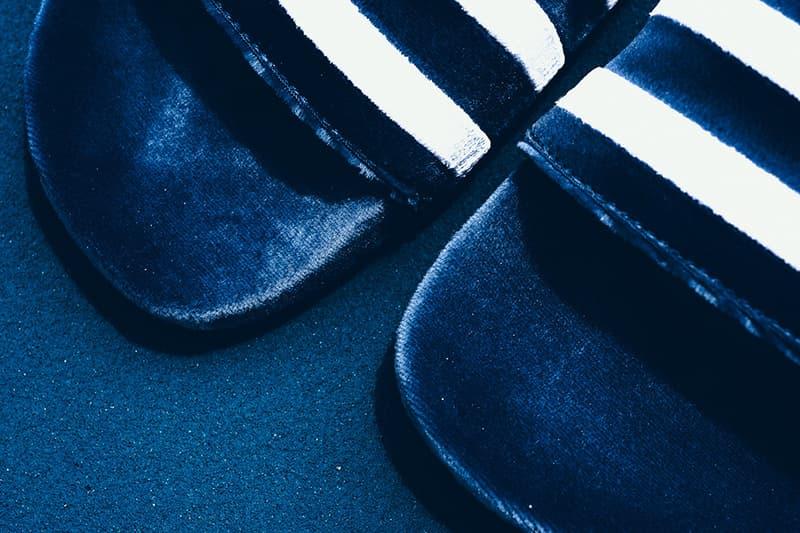 adidas Adilette Velvet