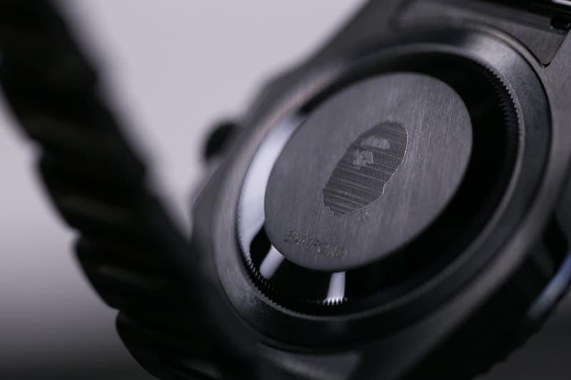 A BATHING APE® x Rolex DAYTONA GMT-MASTER II