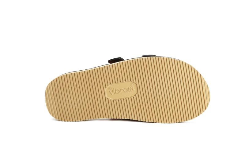 CLOT x SUICOKE 全新聯名 KAW 鞋款