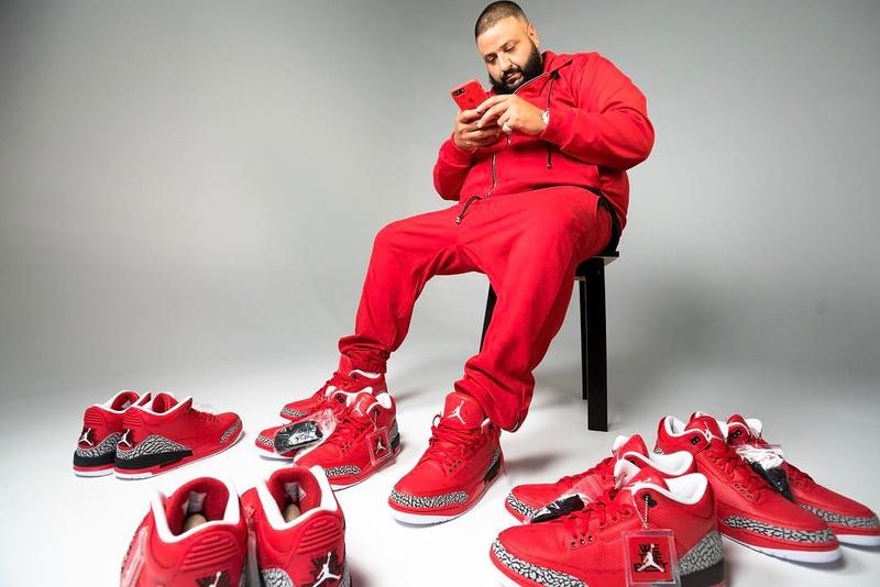 "DJ Khaled Air Jordan 3 ""Grateful"""