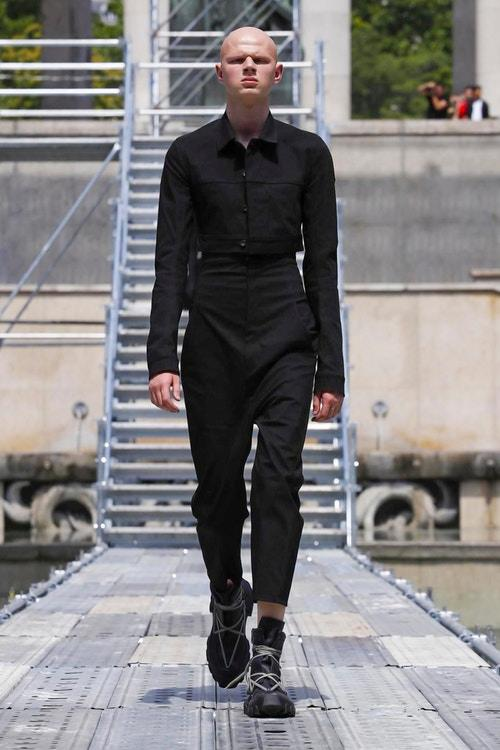 Rick Owens 2018 Spring/Summer Collection