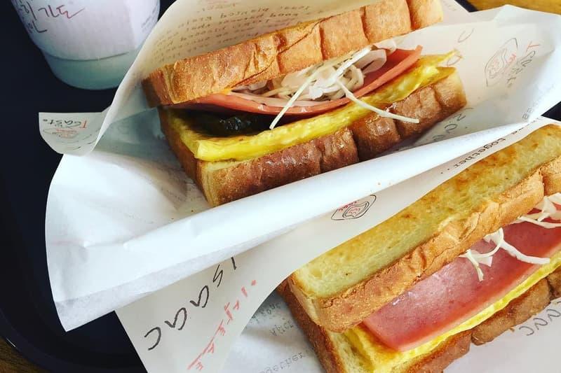 韓國人氣三明治店 Isaac Toast 香港期間限定店正式登場
