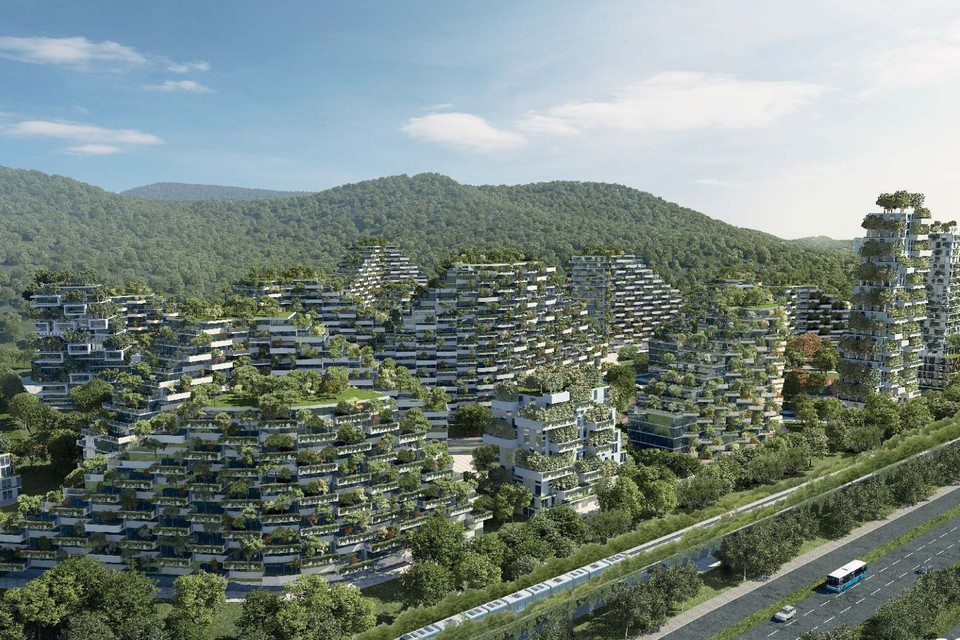 Stefano Boeri Architetti 將打造中國首個「森林城市」