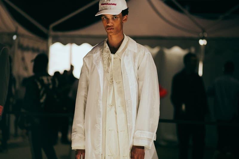 OFF-WHITE 2018 Spring/Summer Backstage Pitti Uomo