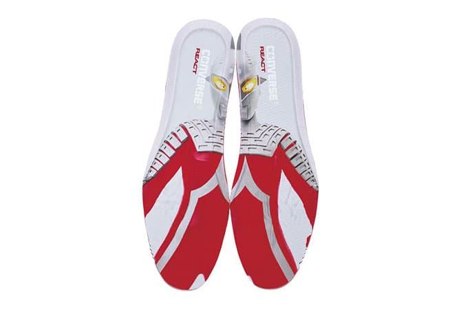 斯派修姆光線發射!超人七號攜手 CONVERSE 推出日本限定聯名 All Star 鞋款