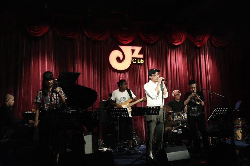 中文说唱歌手 Lu1「The Nomad Studio Session」预告公演现场回顾