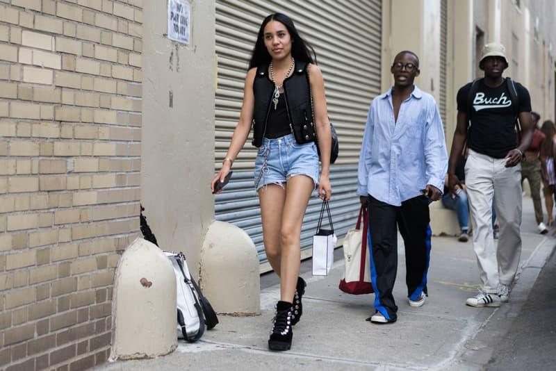 New York Fashion Week: Men's Street Style Day 3